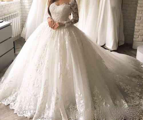 راهنمایی انتخاب لباس عروس مناسب