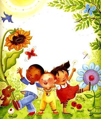 داستان کودکانه پادشاه گل و بوته ها