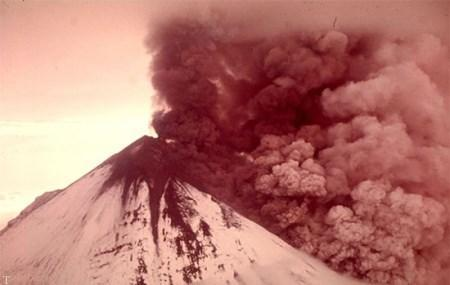 شناخت کوه های آتشفشانی غیر فعال در ایران