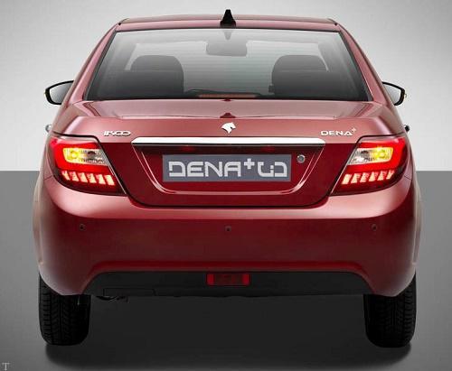 بررسی و مشخصات دقیق خودروی جدید دنا پلاس