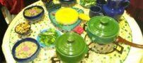 تصاویری از جشنواره غذای ملل دانشگاه تهران