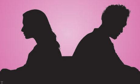 چگونه یک رابطه عاشقانه اشتباه را پایان دهیم ؟