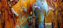 معانی وسایل موجود در سفره عقد ایران باستان