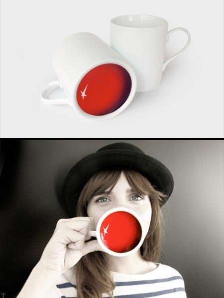 تصاویری از لیوان های جالب و دیدنی برای چای و قهوه