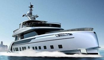 ساخت قایق جذاب توسط شرکت پورشه (عکس)