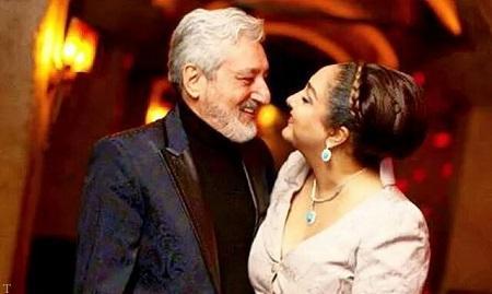 پست اینستاگرامی آقای صدا به همسرش و تبریک سالگرد ازوداج