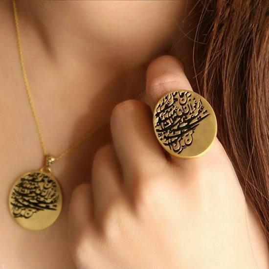 کلکسیون زیباترین جواهرات و زیورآلات ایرانی