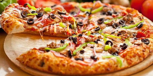 آموزش پخت پیتزا خانگی بدون استفاده از فر
