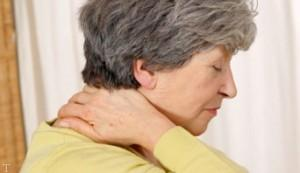 درمان آسان گردن درد