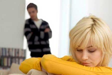 اثرات نامناسب طلاق برای خانم ها