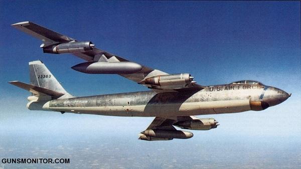 آشنایی با دو بمب افکن بوئینگ بی 47 استراتو جت و مارتین ایکس بی 48