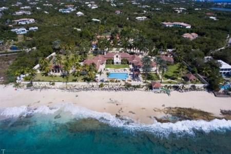 عکس های دیدنی از کاخ و ویلای مجلل دونالد ترامپ در کارائیب
