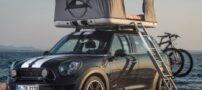 نصب جالب چادر مسافرتی بر روی خودرو (عکس)