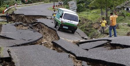نکاتی مهم درباره پیدایش زلزله در جهان
