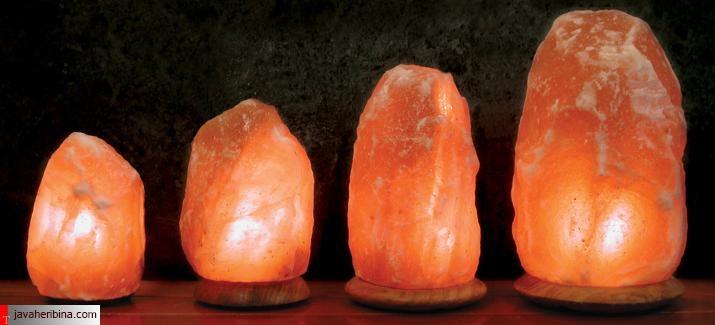 انواع سنگ نمک و فواید آن برای بدن