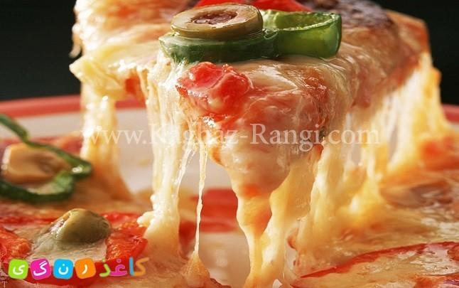 نکاتی خواندنی در مورد پخت خمیر پیتزا