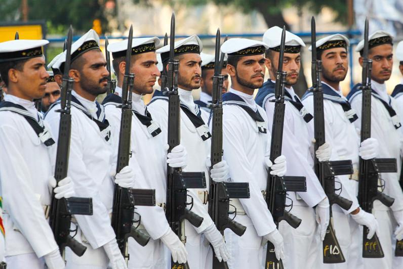 شرط استخدام در شغل نیروی دریایی ارتش