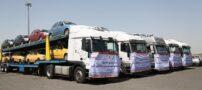 خودرو سایپا به کشورهای آفریقایی صادر شد (عکس)