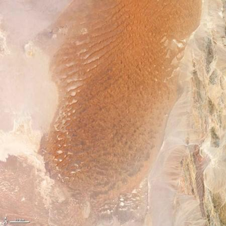دانستنی های علمی در مورد کویر لوت