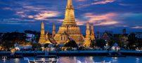 جاذبه هاي دیدنی و طبیعی در کشور تایلند