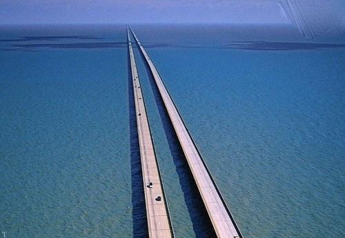 تصاویری از طولانی ترین پل دنیا در چین