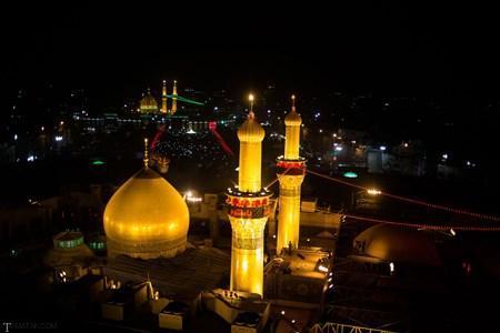 تصاویری جدید از حرم امام حسین (ع)