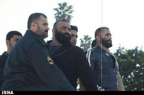 مرگ شاه مازندران در زندان (عکس)