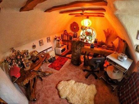 عکس هایی خانه ارباب حلقه های واقعی