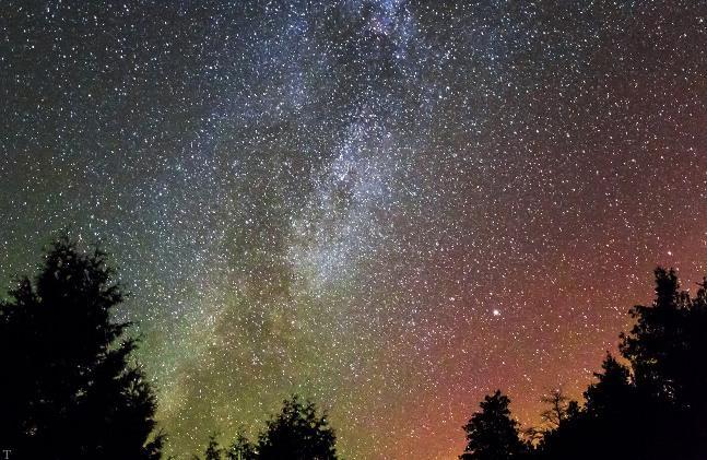 بهترین مکان های جهان برای دیدن آسمان در شب (بخش دوم)