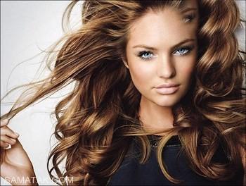 آشنایی با انواع رنگ موی قهوه ای موکا
