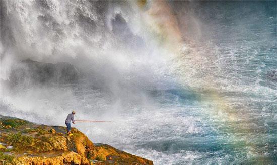 بازدیدی از آبشارهای دودن در شهر آنتالیا