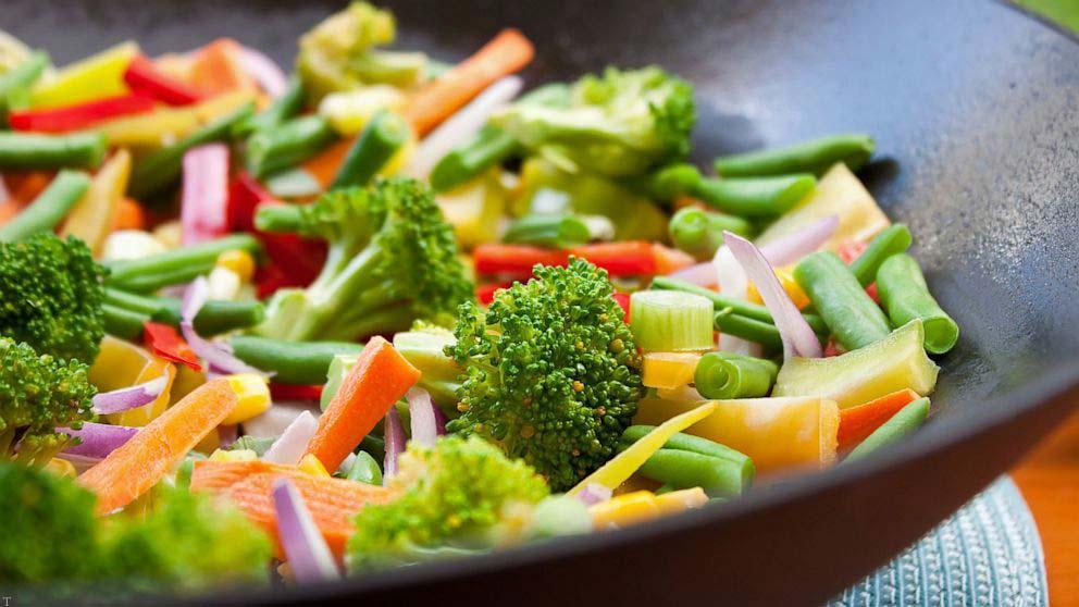 فواید گیاه خوار شدن در دوران لاغری