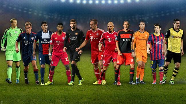چگونه بهترین بازیکن فوتبال شویم ؟
