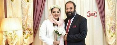 ازدواج داغ و مراسم عقد نرگس محمدی با بازیگر معروف (+تصاویر)