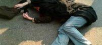دختر جوانی که در تبریز به طرز عجیبی به کام مرگ فرو رفت