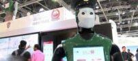 شروع به کار ربات های پلیس در دبی