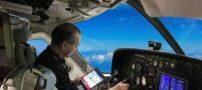 رباتی که هواپیما مسافرتی را توانست فرود بیاورد (تصاویر)