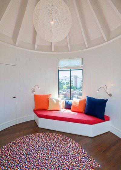 نحوه ی انتخاب فرش گرد در خانه
