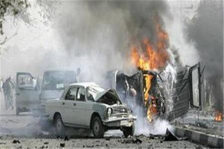 خبر انفجار خودروی بمبگذاری در عراق توسط داعش