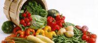 خواص فراوان مصرف سبزیجات