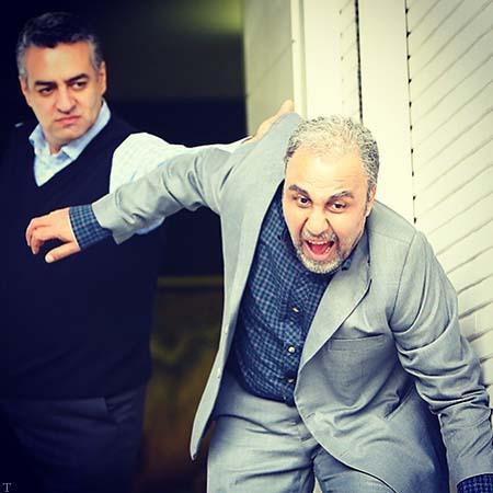 گپ و گفت با بازیگر معروف سام نوری