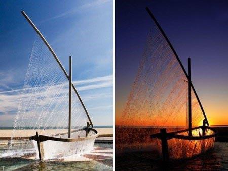 عکس های زیباترین آبنماها در سراسر جهان