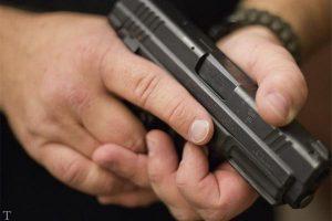 کشته شدن زن و شوهری در منزل خود با اصابت گلوله