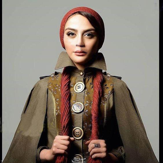 مدل لباس جالب از مارال فرجاد