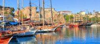 تور آنتالیا و مکان های تفریحی و توریستی