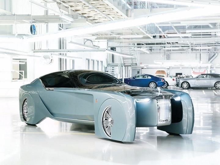 """رونمایی از خط نگرش """"آینده 100″خودرو و موتورسیکلت BMW"""