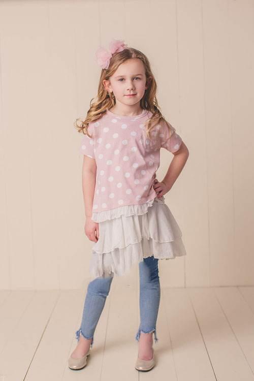 مدلهای لباس بچه دخترانه شیک و مجلسی