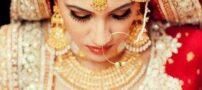 قرمز؛ رنگ خاص و مقدس برای زنان هندی
