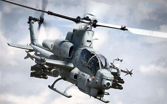 10 مدل از سریعترین هلیکوپترهای جنگی برتر جهان