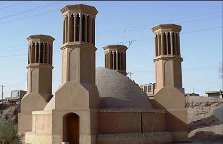 چرا یزد به شهر بادگیرها لقب گرفته (عکس)